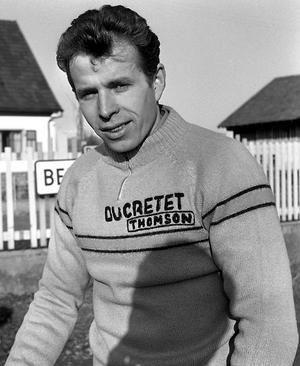 Robert Hiltenbrand, vainqueur à Haguenau en 1969
