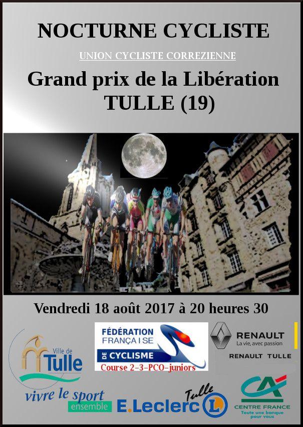 Vendredi, nocturne de la Libération à Tulle