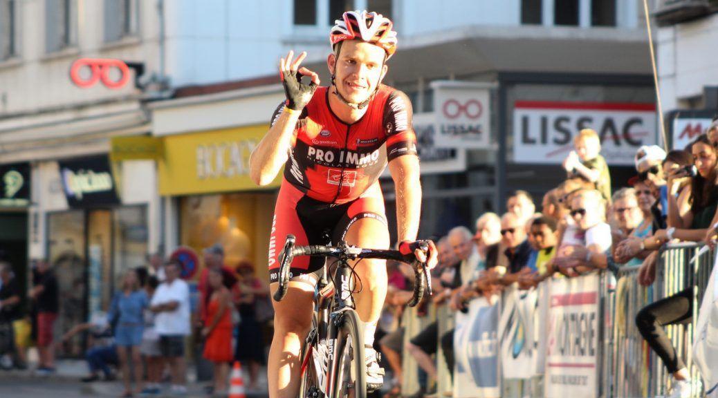 Karl-Patrick Lauk, vainqueur en 2016  (Photo Patrick Dorkel)