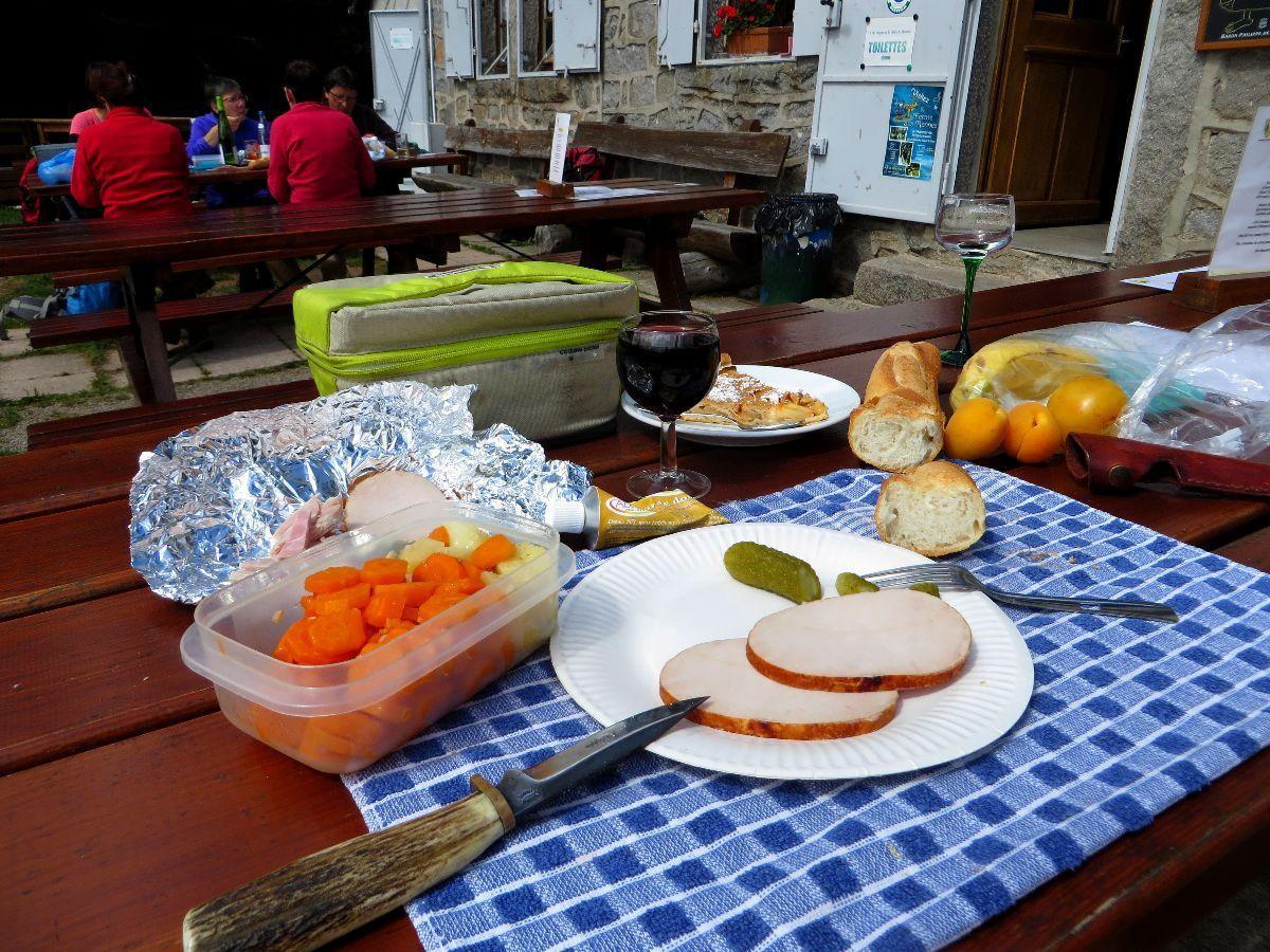 Repas du jour