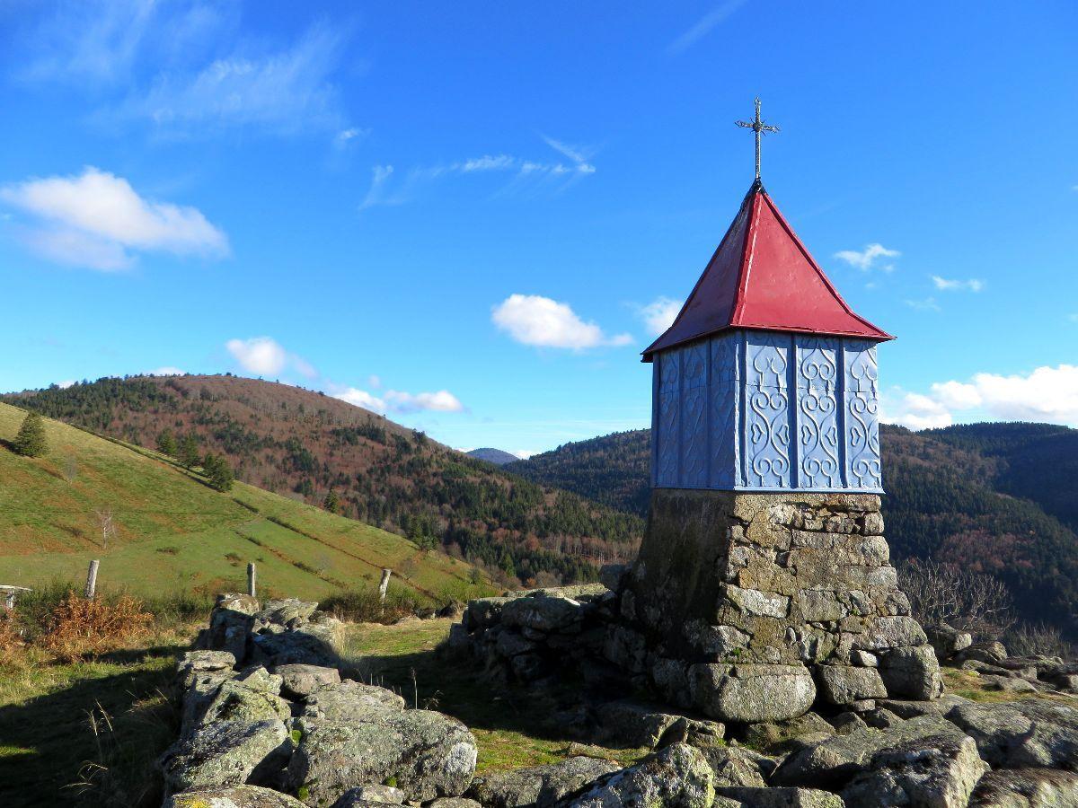 C'est une très petite chapelle, vraiment très petite !