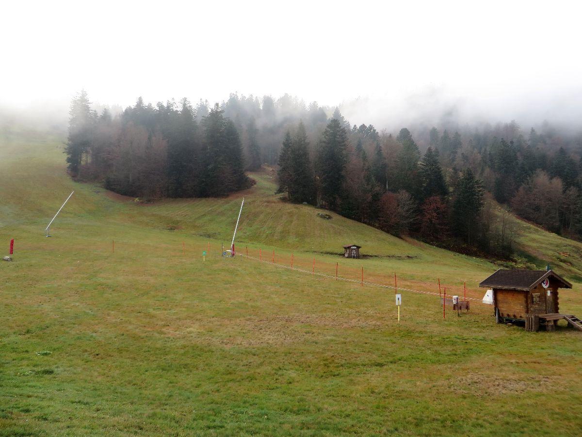 Le Haut Du Rouge Gazon, station de ski de l'Ermitage du Frère Joseph