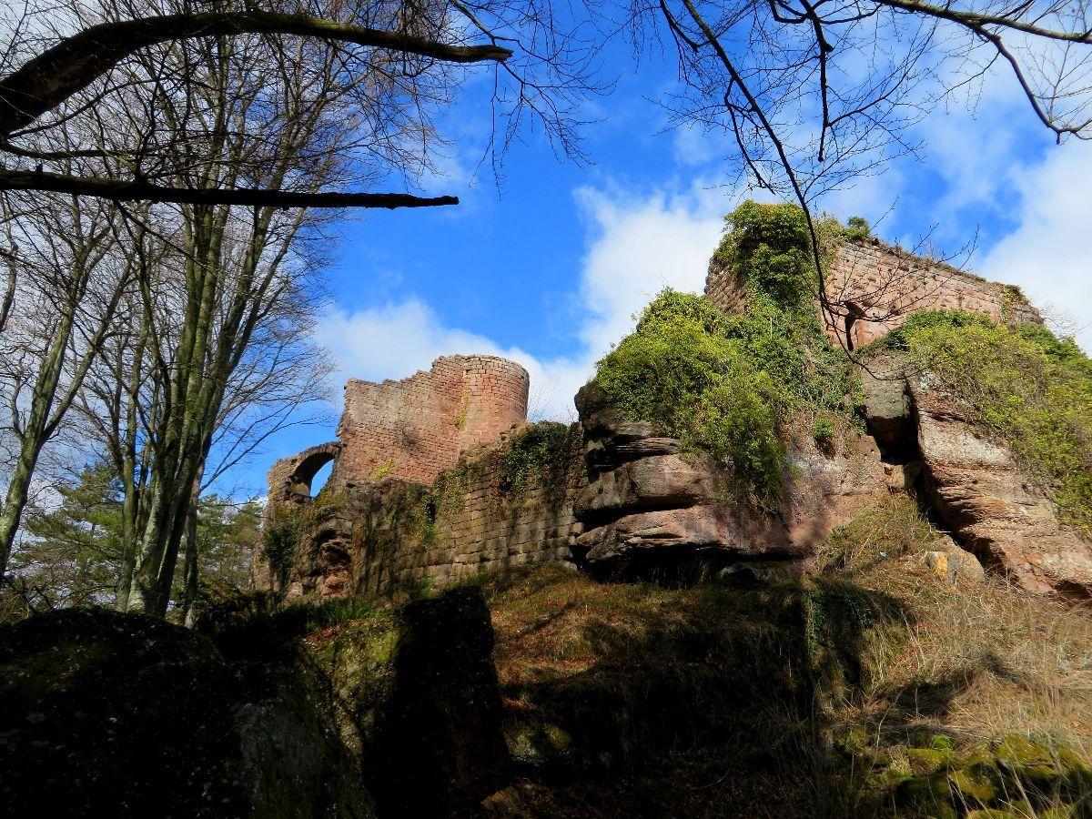 Ruines du Dreistein