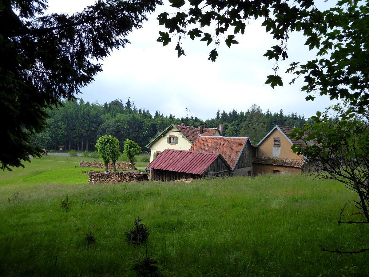 maison forestière de Welschbruch