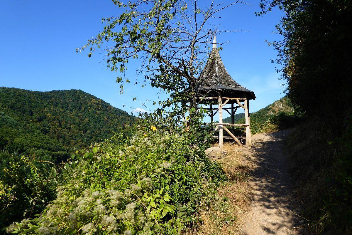 Gloriette sur les hauteurs de Ribeauvillé