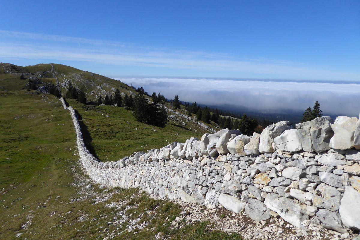 La grande muraille Suisse