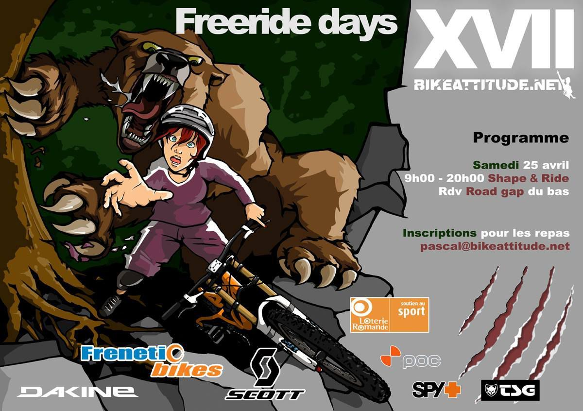 Freeride days
