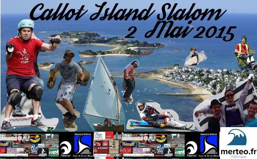 Island Slalom Tour