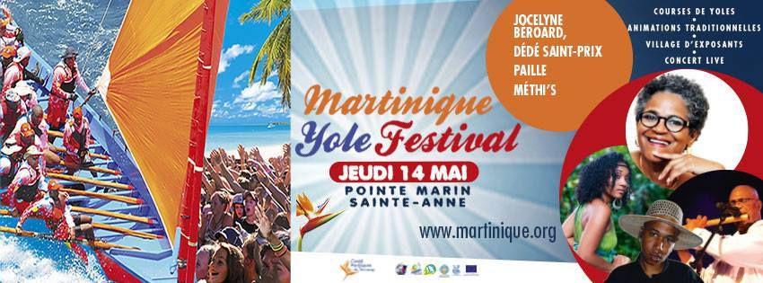 Martinique Yole Festival