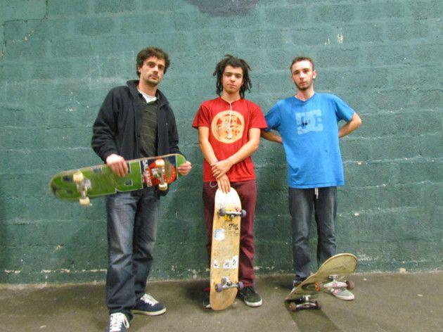 Asso Skate St-Lô : section Raymonde