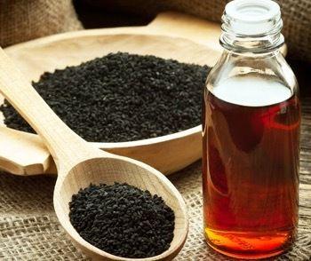 L'huile de Nigelle à utiliser par voie interne !