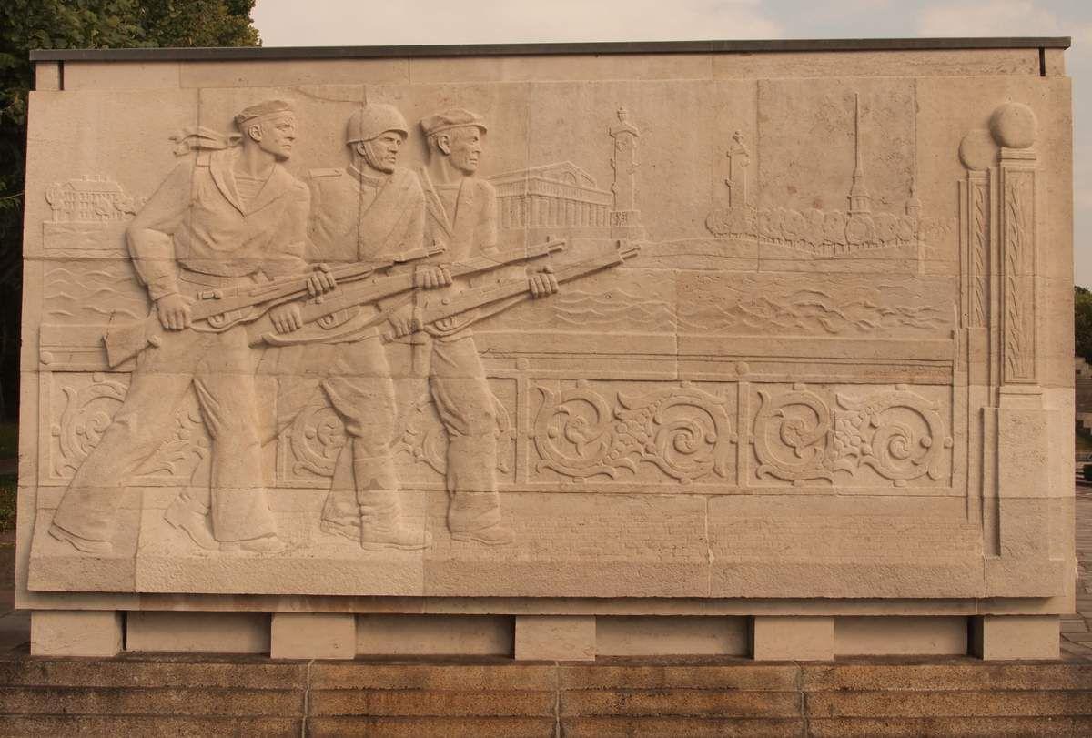 Le mémorial russe de Treptower Park à l'Est de Berlin (Partie II)