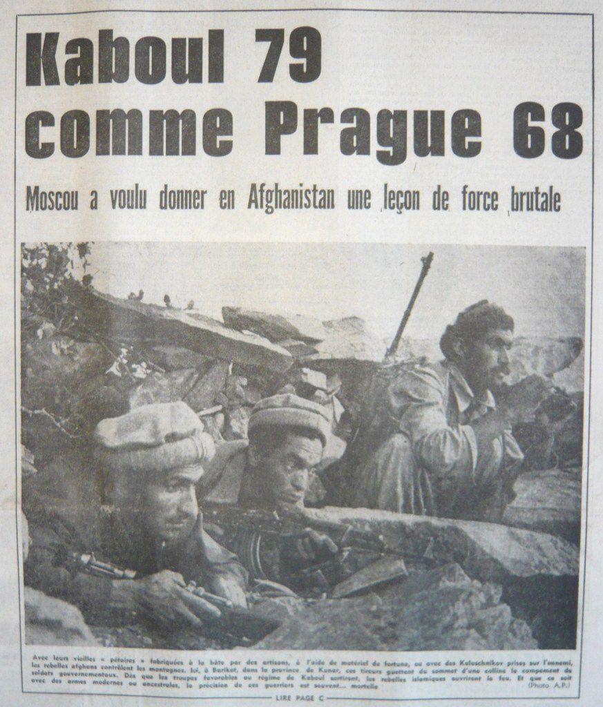 Décembre 1979 : l'URSS envahit l'Afghanistan, fondement de la mouvance terroriste islamiste