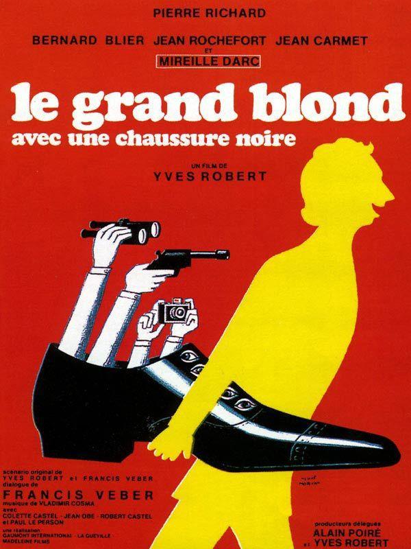 Le Grand Blond avec une Chaussure Noire, en nocturne à Poitiers
