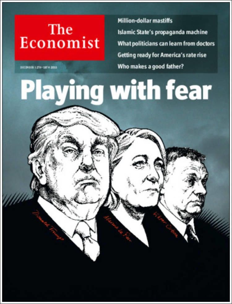 The Economist, Décembre 2015.