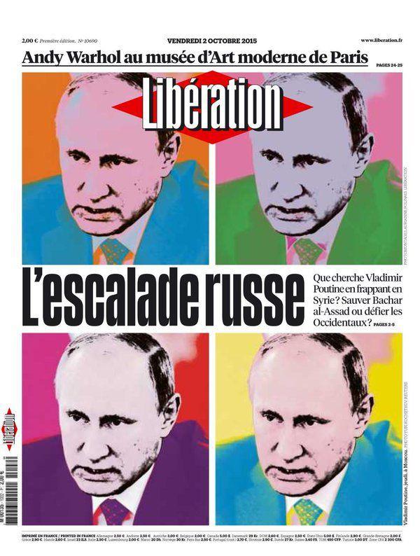 Désormais, on connaît les intentions réelles de Vladimir Poutine