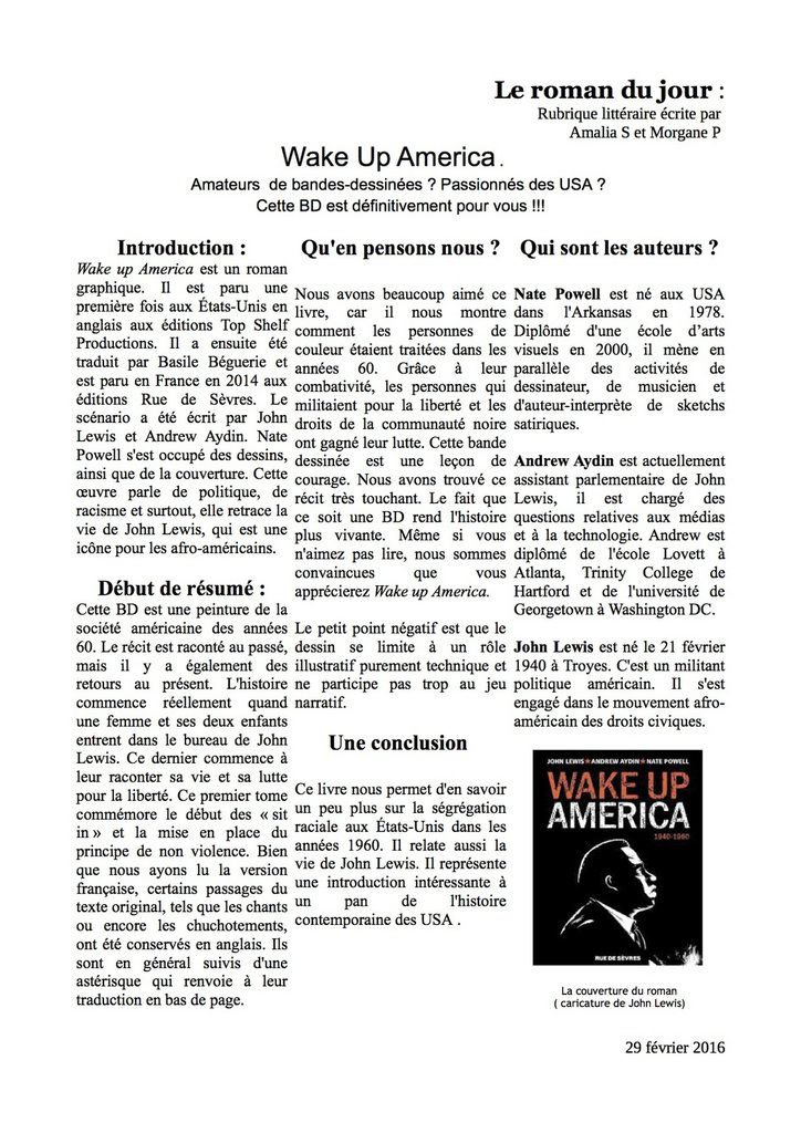 article critique 1 Beginning of the article, the authors laid out a clear goal for the study which was   application of mobile technology to learning including references to the g1:1.
