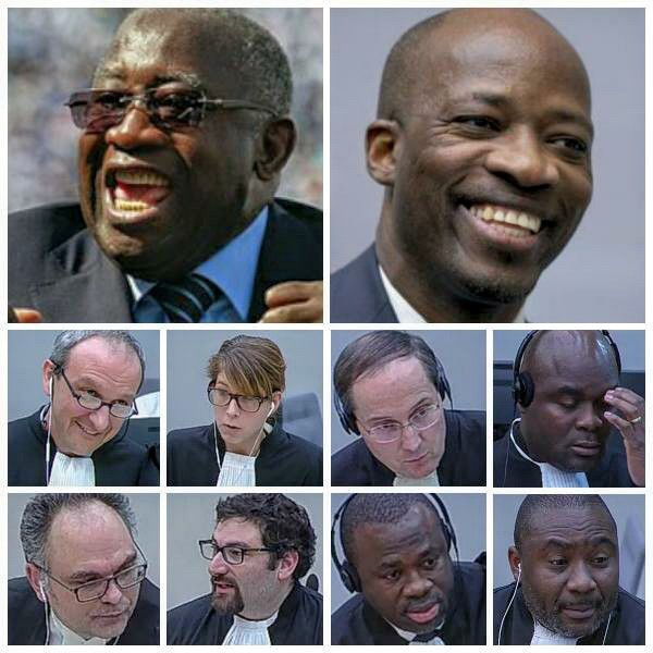 gbagbo rencontre les avocats