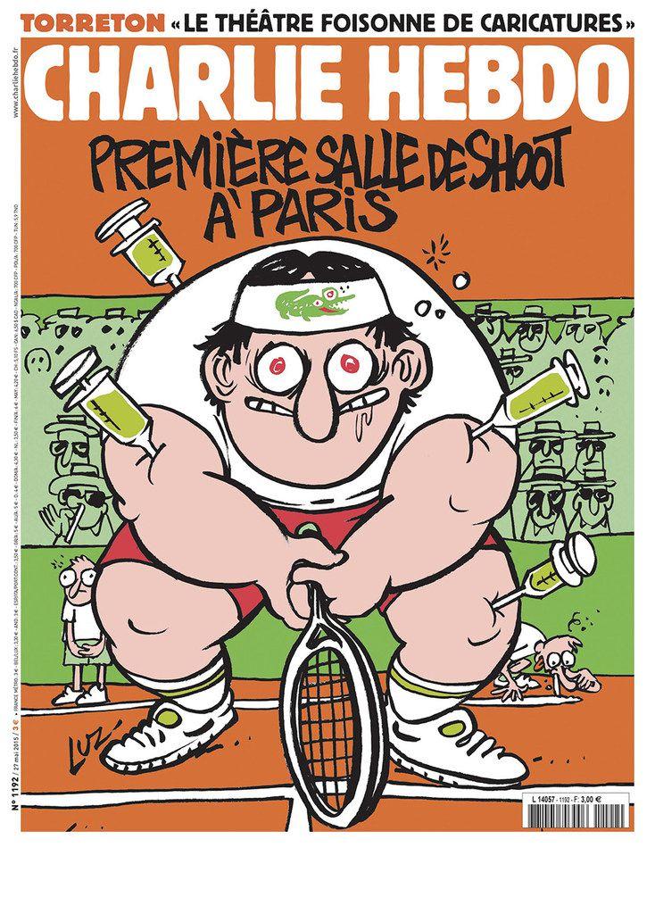 A la une de Charlie Hebdo n°1192