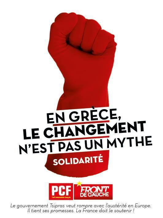 En Grèce, le changement n'est pas un mythe !