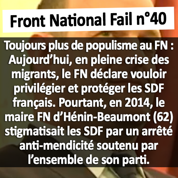 Front National Fail n°40