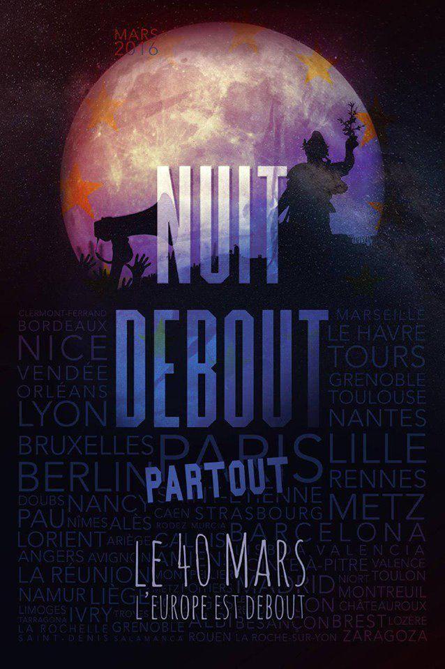 Appel pour une Nuit Debout à Hénin-Beaumont