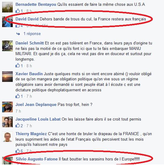 Incitation à la haine, racisme, menaces de mort sur le facebook de Steeve Briois : le PCF d'Hénin-Beaumont a alerté le Procureur de la République