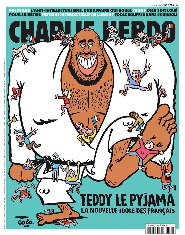 A la une de Charlie Hebdo n°1256