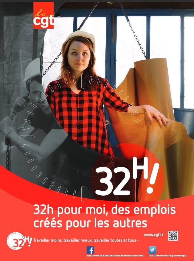 32h pour moi, des emplois créés pour les autres
