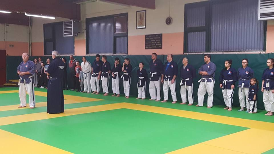 Un nouveau club de Yoseikan Budo à Courcelles-les-Lens
