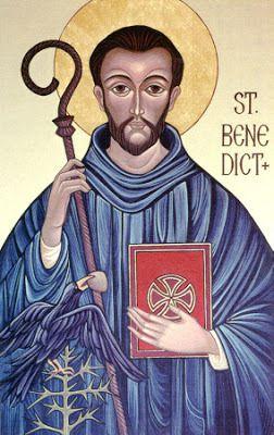 Neuvaine à Saint Benoît ( 7ème jour )
