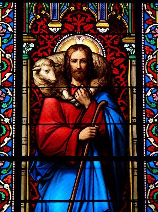 Bon et Saint Dimanche du Bon Pasteur