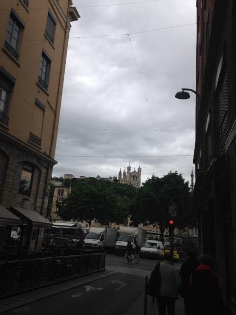 RIB à Lyon ( 1er jour le matin ) Part one