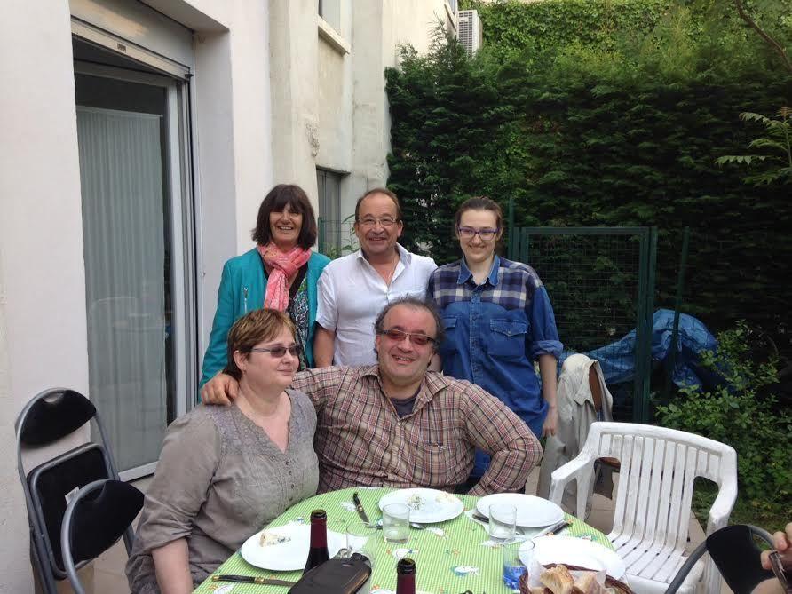 Le dimanche de la RIB à Lyon ( par Caro et Seb) )