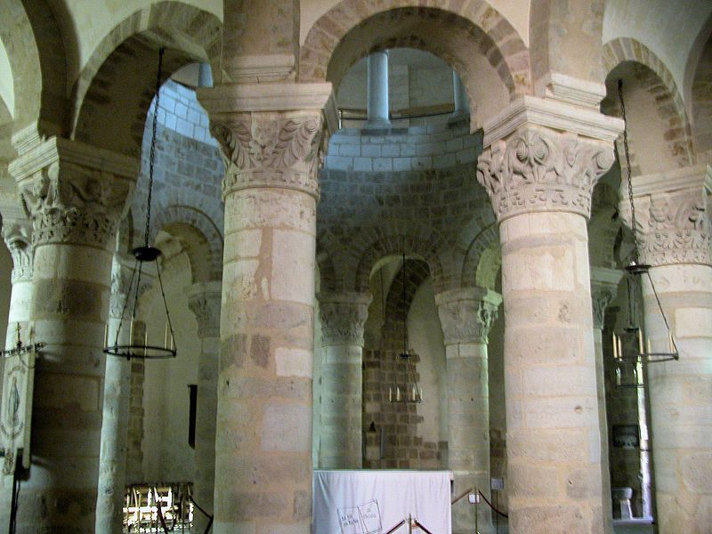 Basilique Saint-Etienne - Eglise Rotonde