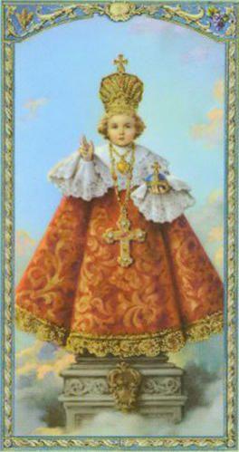 Petite neuvaine à l'Enfant Jésus préparatoire à la Chandeleur