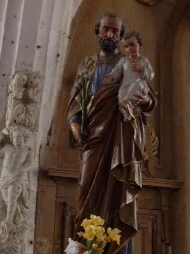 Neuvaine  à St Joseph du 11 au 19 Mars ( 2ème jour )