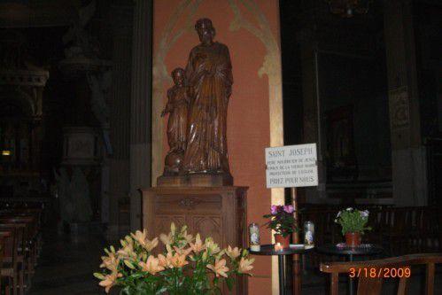 Neuvaine à Saint Joseph du 11 au 19 Mars ( 7ème jour )
