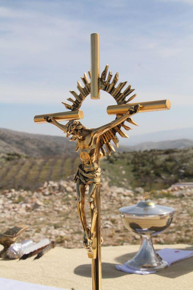Cette photo vient du Liban je pense, et si je ne me trompe pas, je remercie donc Sophie A ...