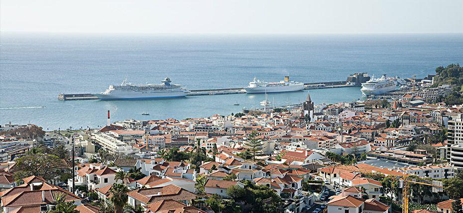 Funchal Île de Madère Portugal