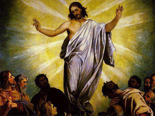 Belle fête de L'Ascension de Notre Seigneur