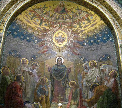 Bon et Saint Dimanche de Pentecôte