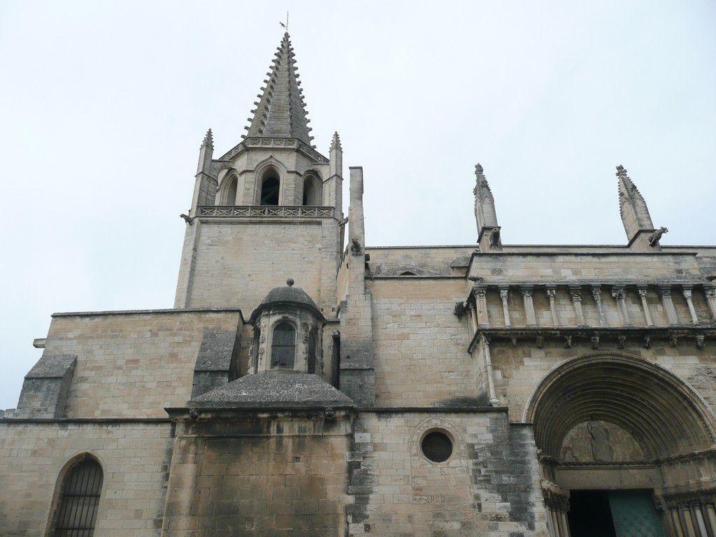 Sainte Marthe à Tarascon