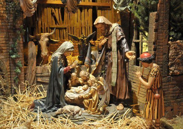 Très belle et Sainte Fête de la Nativité