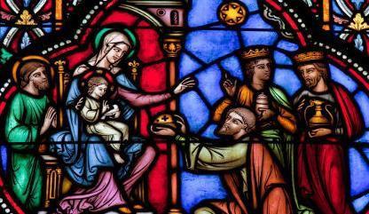 Bon et Saint 2e Dimanche de l'Epiphanie à tous !