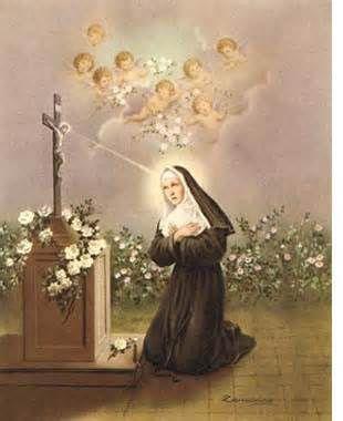 Neuvaine à sainte Rita ( 3 ème jour )