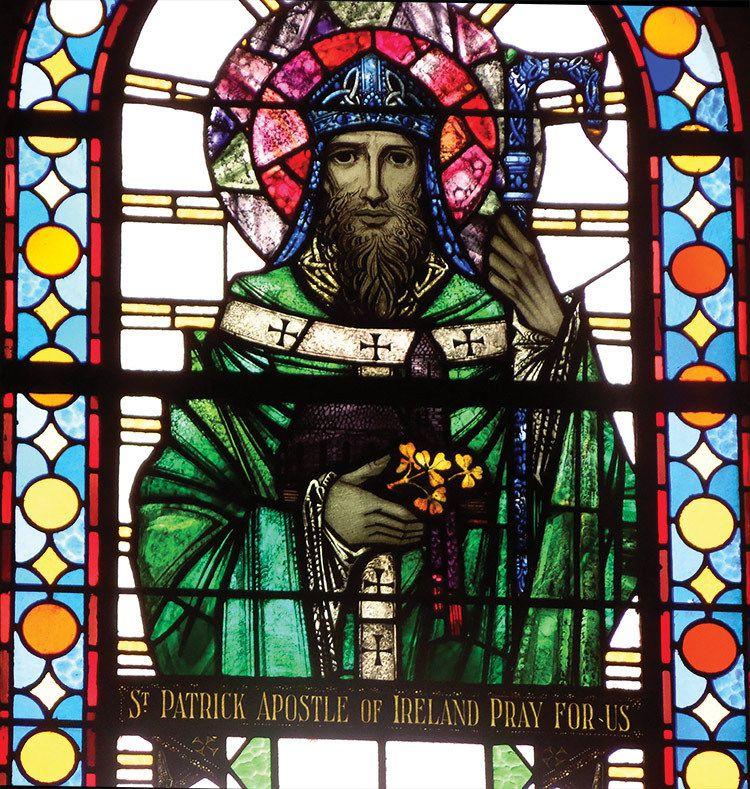 Belle Saint Patrick