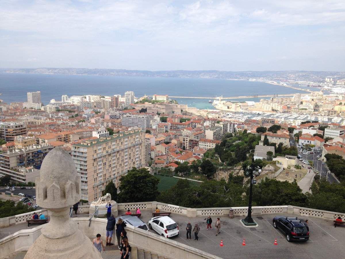 Marseille, la belle!