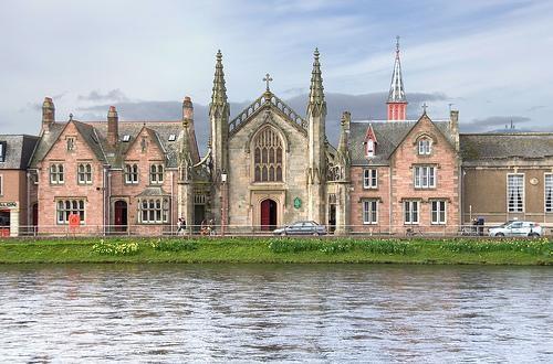 St Mary's, Roman Catholic church, Inverness