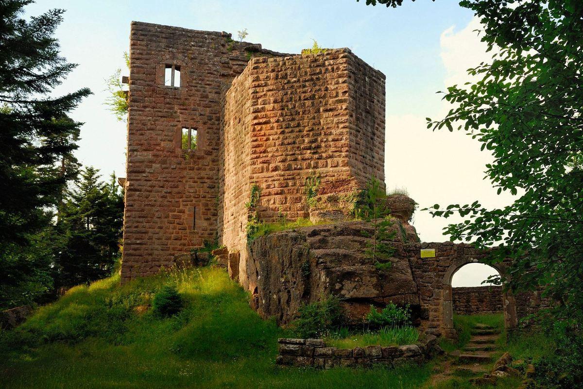 Barr, château Birkenfels